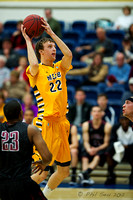 Central Washington at Montana State University Billings Basketball 2012(4)