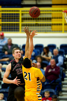Central Washington University against Montana State University Billings Basketball 2012(2)