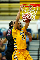 Central Washington at Montana State University Billings Basketball 2012(3)